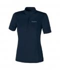 Eskadron T-Shirt Damen Riding Zip Shirt FS´20 - navy