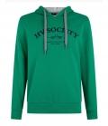 HV Polo Hoody Dermond FS´20 - grün