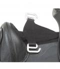 Barefoot Steigbügelaufhängung offen - schwarz