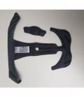Uvex Helm Inlet exxential x-fit - schwarz-grau