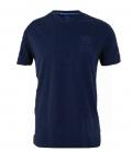 Wellensteyn T-Shirt Men 95% Baumwolle 5% Elastan - navy
