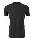 Wellensteyn T-Shirt Men 95% Baumwolle 5% Elastan - anthrazit