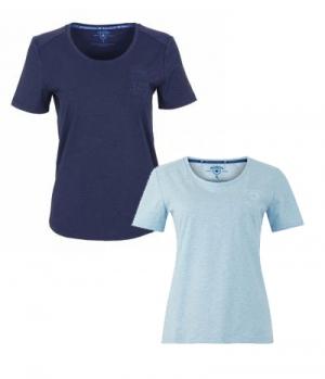 Wellensteyn T-Shirt Lady 95% Baumwolle 5% Elastan