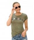 Spooks T-Shirt Damen Idah FS´20 - oliv