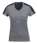 HV Polo T-Shirt Damen Mary Funktion Quick dry - navymelang