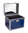 Imperial Riding Groomingbox Putzbox Shiny - navy