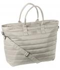 Eskadron Tasche Shopper Bag Glossy Platinum 2020 - grau