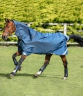 Horseware Turnoutdecke Rambo Tech Duo AirmaxLiner - denim