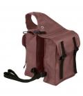 Wildhorn Packtasche Busse - braun
