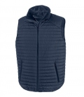 Textil Weste Unisex Thermoquilt Gilet Kontrast - navy