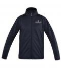 Kingsland Jacke Technical Fleece Classic Unisex - navy
