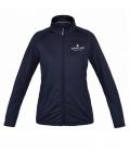 Kingsland Jacke Technical Fleece Ladies Classic - navy