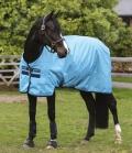 Horseware Turnoutdecke Amigo Hero 600 Ripstop ** - delph-blue