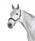 Eskadron Halfter Trend Premium Nylon gepolstert - blackberry-white-nightblue