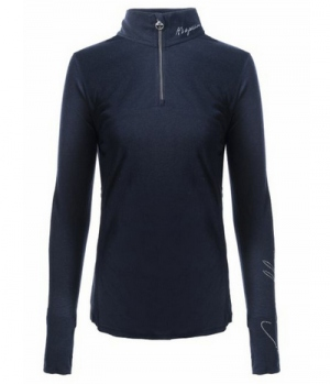 Cavallo Funktions Zip Shirt Raja Active Wool