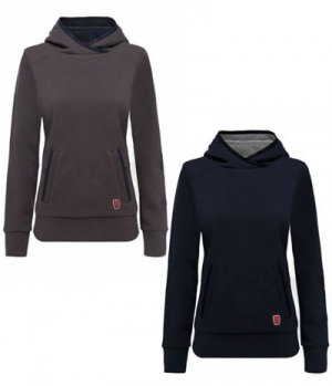 Cavallo Sweat Shirt Tiara mit Kapuze Teamwear