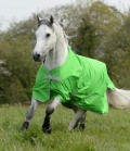 Bucas Turnoutdecke Freedom light Pony - green