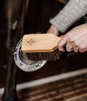 Grooming Deluxe Hufbürste Hoof Brush Premium