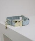 Kentucky Dogwear Hundehalsband Wool - hellblau