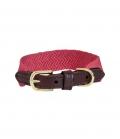 Kentucky Dogwear Hundehalsband Jacquard - pink