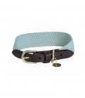 Kentucky Dogwear Hundehalsband Jacquard - hellblau