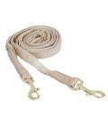 Kentucky Dogwear Hundeleine Wool - beige