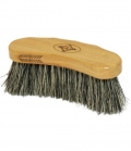 Grooming Deluxe Bürste Middle Hard Brush Premium - brown