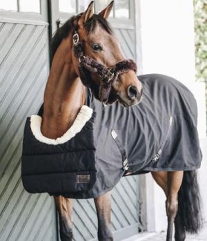 Kentucky Horsewear Horse BIB Winter Lammfell gegen Scheuern