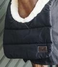Kentucky Horsewear Horse BIB Winter Lammfell gegen Scheuern - schwarz