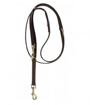 Kentucky Dogwear Hundeleine Velvet Leather