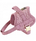 Kentucky Dogwear Hundegeschirr Body Safe Wool - hellrosa,
