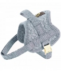 Kentucky Dogwear Hundegeschirr Body Safe Wool - hellblau