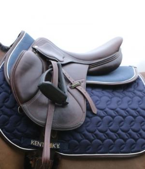 Kentucky Horsewear Sattelpad Anatomic Absorb
