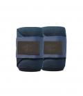 Kentucky Horsewear Bandagen Elastik Stretch Set - navy