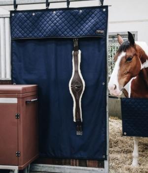 Kentucky Horsewear Boxenwandvorhang wasserdicht