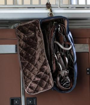 Kentucky Horsewear Trensentasche Fell gepolstert zum Hängen