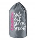 Eskadron Tasche Bag RESR Ride Eat Sleep Repeat - grau