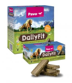 Pavo Daily Fit Mineralbriket 30 Stück