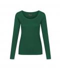 Textil Longsleeve Jersey Promodoro easy care - forestgren