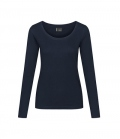 Textil Longsleeve Jersey Promodoro easy care - navy