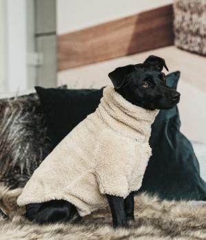 Kentucky Dogwear Hundemantel Hundepullover Teddy Fleece
