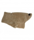 Kentucky Dogwear Hundemantel Hundepullover Teddy Fleece - beige