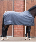Equine Microtec Abschwitzdecke Flanell Touch Microtec - graphit