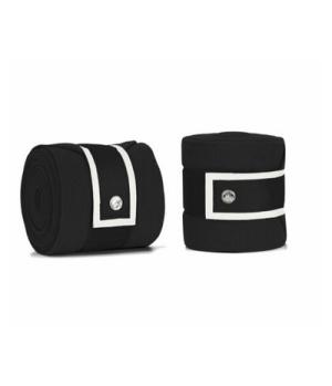 PS of Sweden Bandagen Fleece 4er Pack Anti-Pilling