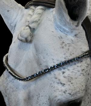 PS of Sweden Stirnband Click It Sleek Deep Sapphire