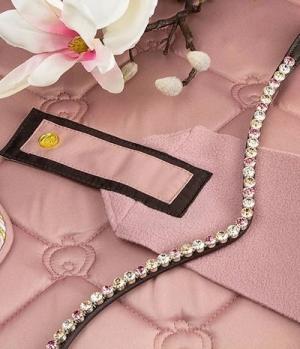 PS of Sweden Stirnband Click It Big Pink Bloom