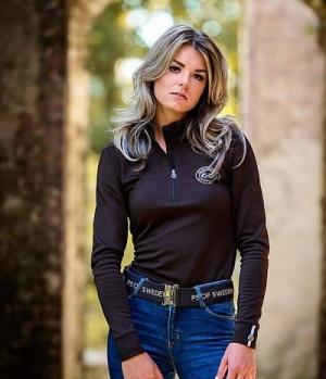 PS of Sweden Shirt Damen Funktion Base Layer Bianca