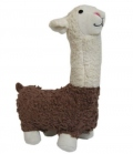 Kentucky Horsewear Relax Horse Toy Alpaca - brown