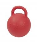 Busse Spielball Pferde Flavour bissfest Apfel - apfel/rot