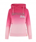 Imperial Riding Hoody Fade Out Sale fällt klein aus !!! - pink-grey